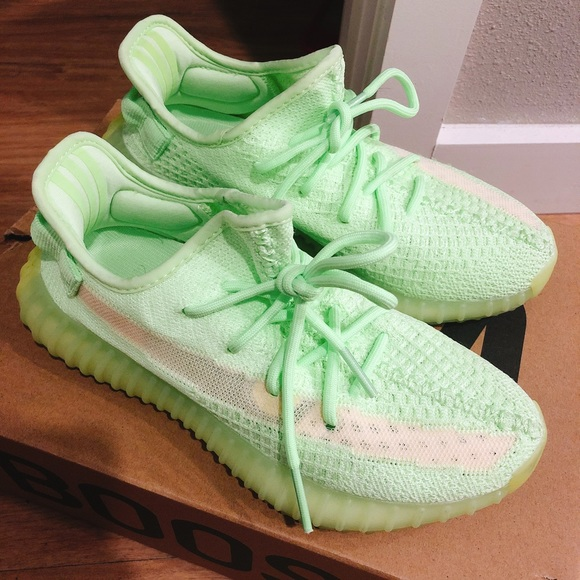 Adidas Yeezy Boost 350 V2 'Glow in the Dark' Is Arriving This